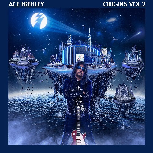 Ace Frehley | Origins Vol.2 - CD DIGIPAK - Rock / Hard Rock / Glam | Season  of Mist