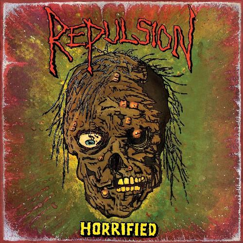 Repulsion | Horrified - LP COLOURED - Death Metal / Grind | Season of Mist