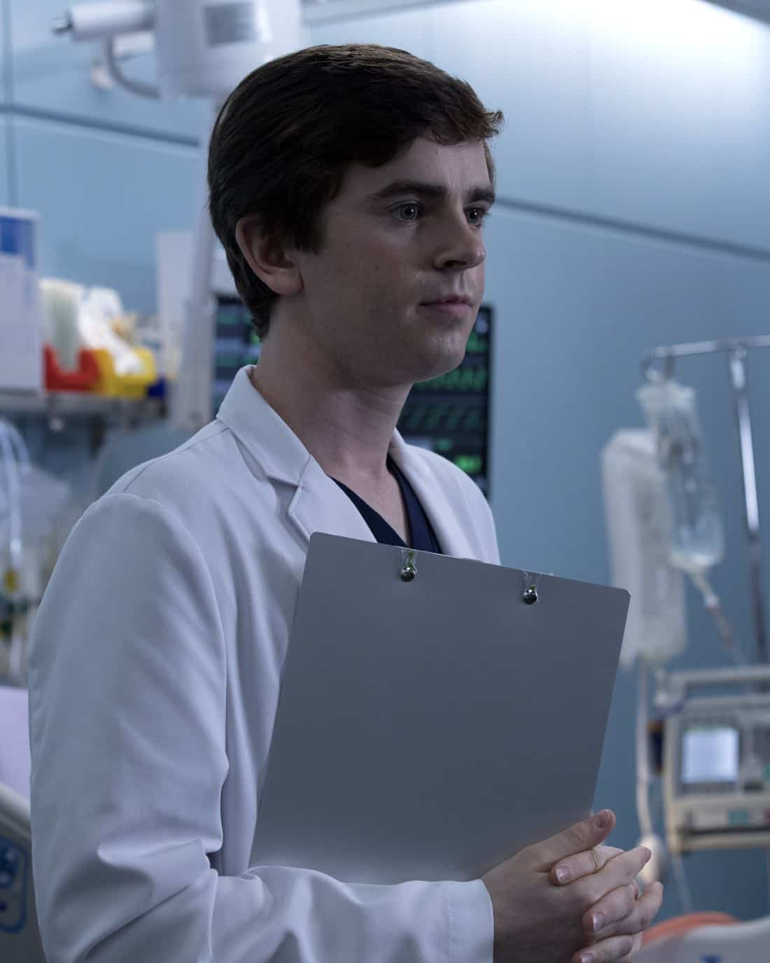 The Good Doctor Season 1 Episode 11 : doctor, season, episode, DOCTOR, Season, Episode, Photos, Apple, SEAT42F