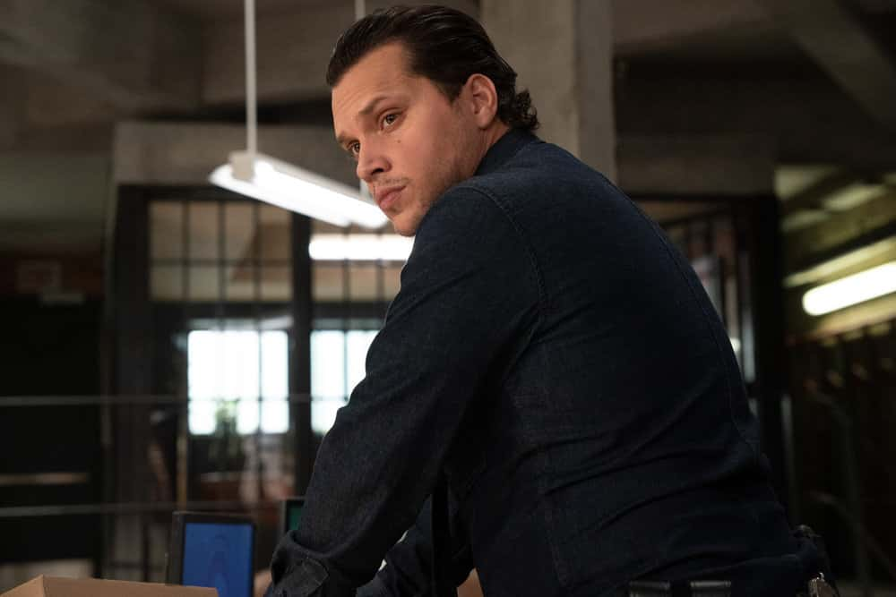 LAW AND ORDER ORGANIZED CRIME Season 1 Episode 2 Photos Not Your Father's Organized Crime | SEAT42F