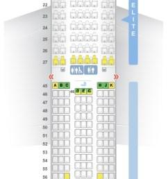 seatguru united airlines boeing 777 200 wiring diagrams [ 425 x 1889 Pixel ]