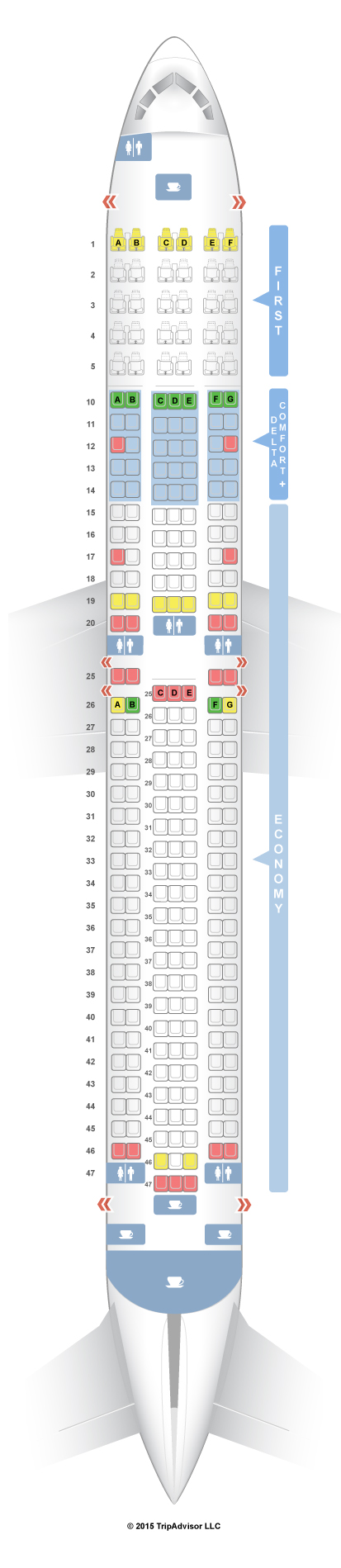 Md 85 Seating Chart Delta Wallseatco