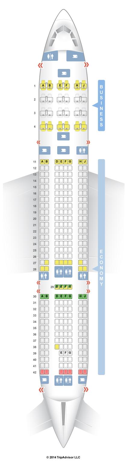 Seatguru Tap Portugal A330 200 Brokeasshome Com