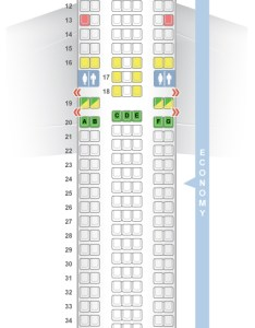 icelandair seat maps reviews seatplans com   credit to http airlines also map elcho table rh elchoroukhost