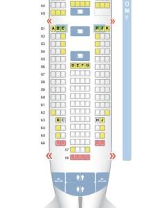 Seatguru seat map klm boeing new business also delta seating chart hobit fullring rh