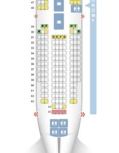 Seatguru seat map korean air boeing  also delta seating chart hobit fullring rh