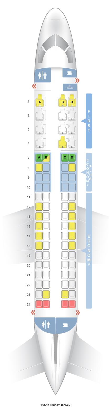 Embraer 175 Seating Brokeasshome Com
