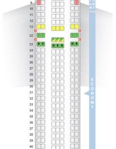 Seat  class type power video review also seatguru map condor boeing er  rh