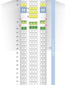 Seat  class type power video review also seatguru map latam chile boeing er  rh