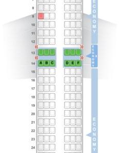 Seat  class type power video review also seatguru map virgin australia boeing  rh