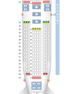 Delta  seat map boeing air canada best seats in also business class elcho table rh elchoroukhost