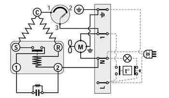 embraco compressor wiring diagram harley davidson part nummern - unidade condensadora ufi12bx 1/3 hp 220v r12 / blends capital refrigeração