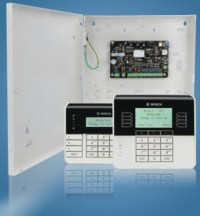 Bosch Security Systems Bosch B Series Control Panels in