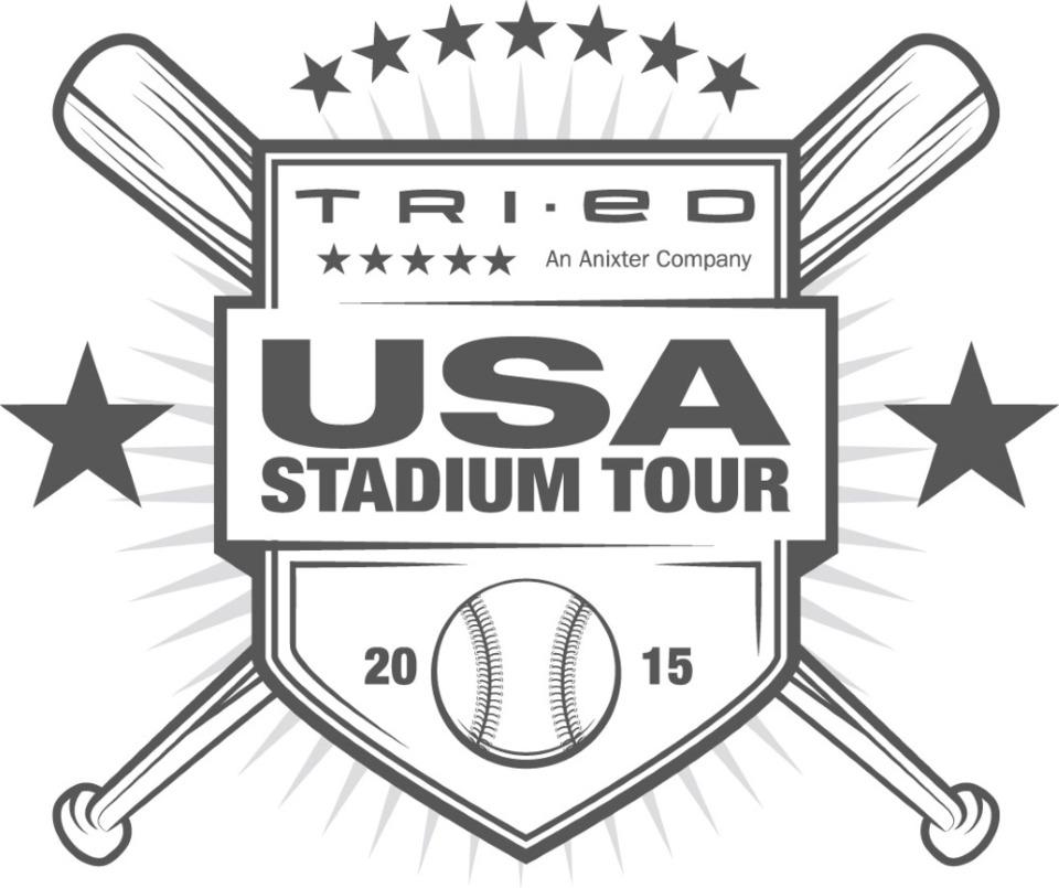 Tri-Ed announced 2015 U.S.A. Stadium Tours