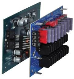 altronix vr6 voltage regulator and pds8 dual input power distribution module [ 960 x 980 Pixel ]