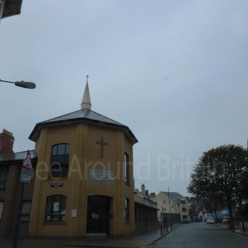 St Paul's Methodist Centre. Aberystwyth. Ceredigion - See Around Britain