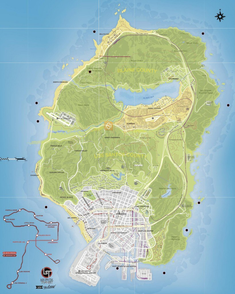 Gta 5 Secret Island Offline : secret, island, offline, Hidden, Packages, Locations, Guide, SegmentNext