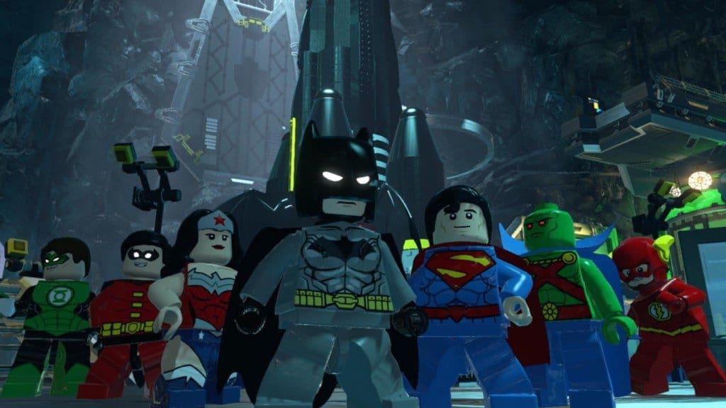 Lego Batman 3 Characters Unlock Character Tokens
