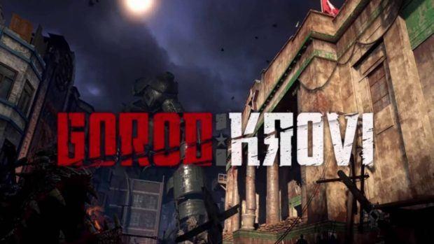 Black Ops 3 Descent Zombies Gorod Krovi Guard Of Fafnir