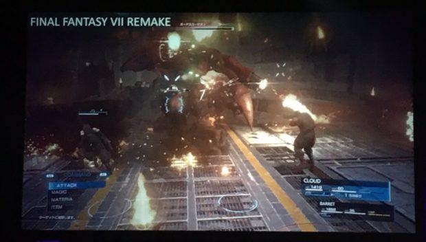 New Final Fantasy VII Remake Images Hint At KH Esque Combat System SegmentNext