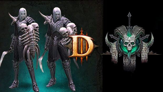 Diablo III Necromancer Content Pack DataMined Armor