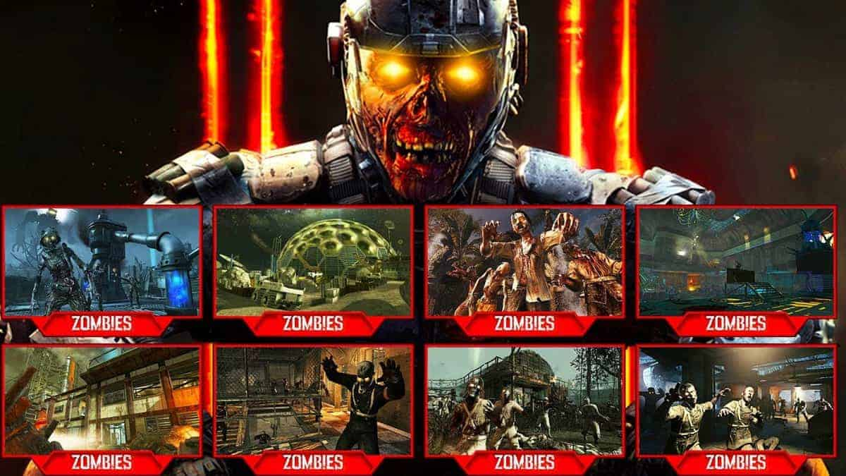 New Black Ops III Patch Out Today. Readies The Game For Zombie Chronicles DLC | SegmentNext