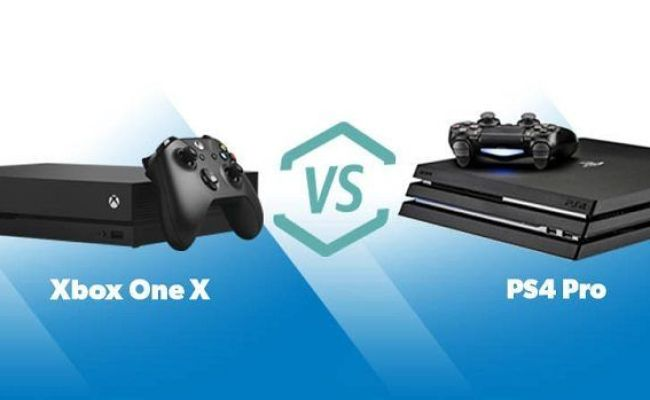 Xbox One X Vs Ps4 Pro Which Games Run Better On Which