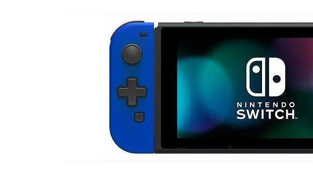 Hori Announces Nintendo Switch D-pad Left Joy-Con. Just In Time For Bayonetta 3   SegmentNext