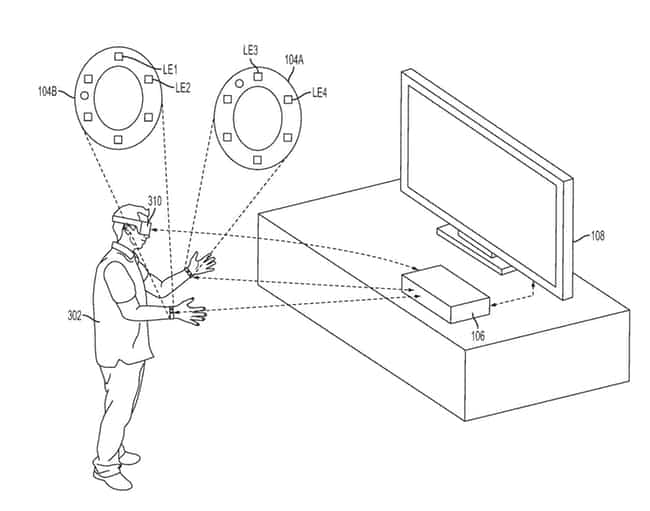 Sony Patents PlayStation VR 2 Tech With Rotating Camera