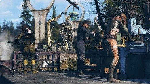 Fallout 76 - the latest patch brings back glitches to frustrate the