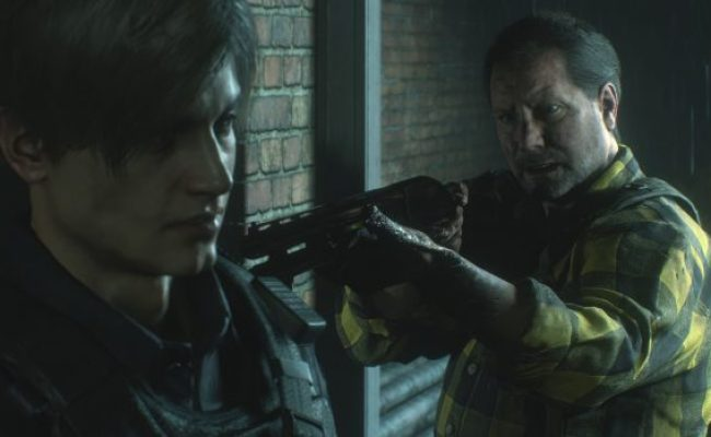 Resident Evil 2 Remake May Not Hit Full Hd On Xbox One Due