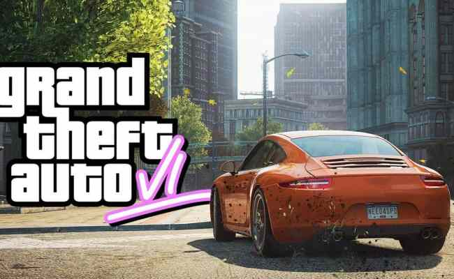 Report Gta 6 Release Date Leaked Exclusive To Ps5 For A