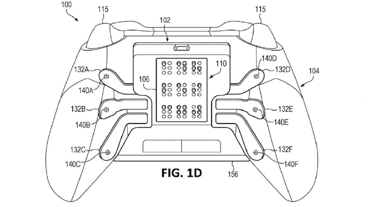 Microsoft is Working on an Xbox Controller with Braille
