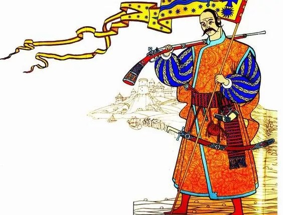Day of the Ukrainian Cossacks: greeting cards and poems / Photo: pinterest