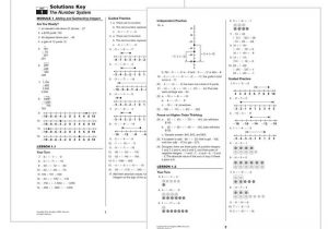 Holt Mathematics Worksheets with Answers as Well as