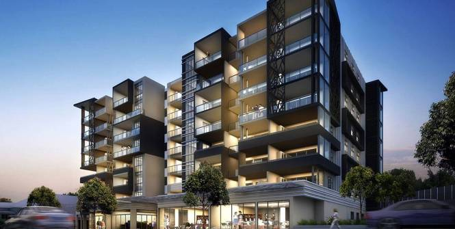 Apartment Building Design Ideas Modern