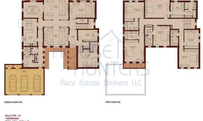 Arabic House Designs And Floor Plans District One Dubai Mansions Modern Arabic Mansion Floor Plan House Plans Mansion Luxury Floor Plans This 5 Marla House Front Design Has Ground Floor