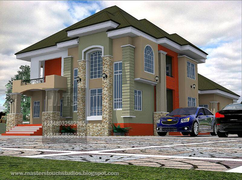 Duplex Designs In Nigeria And Plan Ideasidea