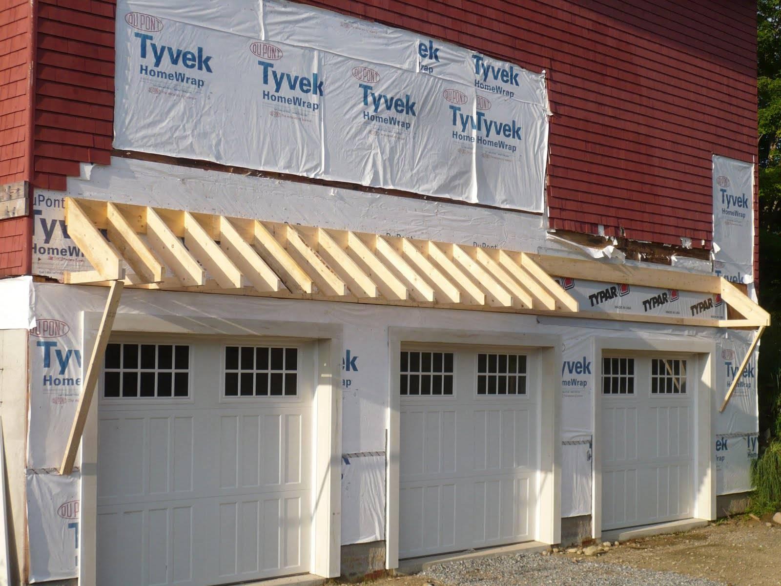 Screened Porch Garage Doors Metal Awning Door Overhang Pole Barns Home Plans Blueprints 32252