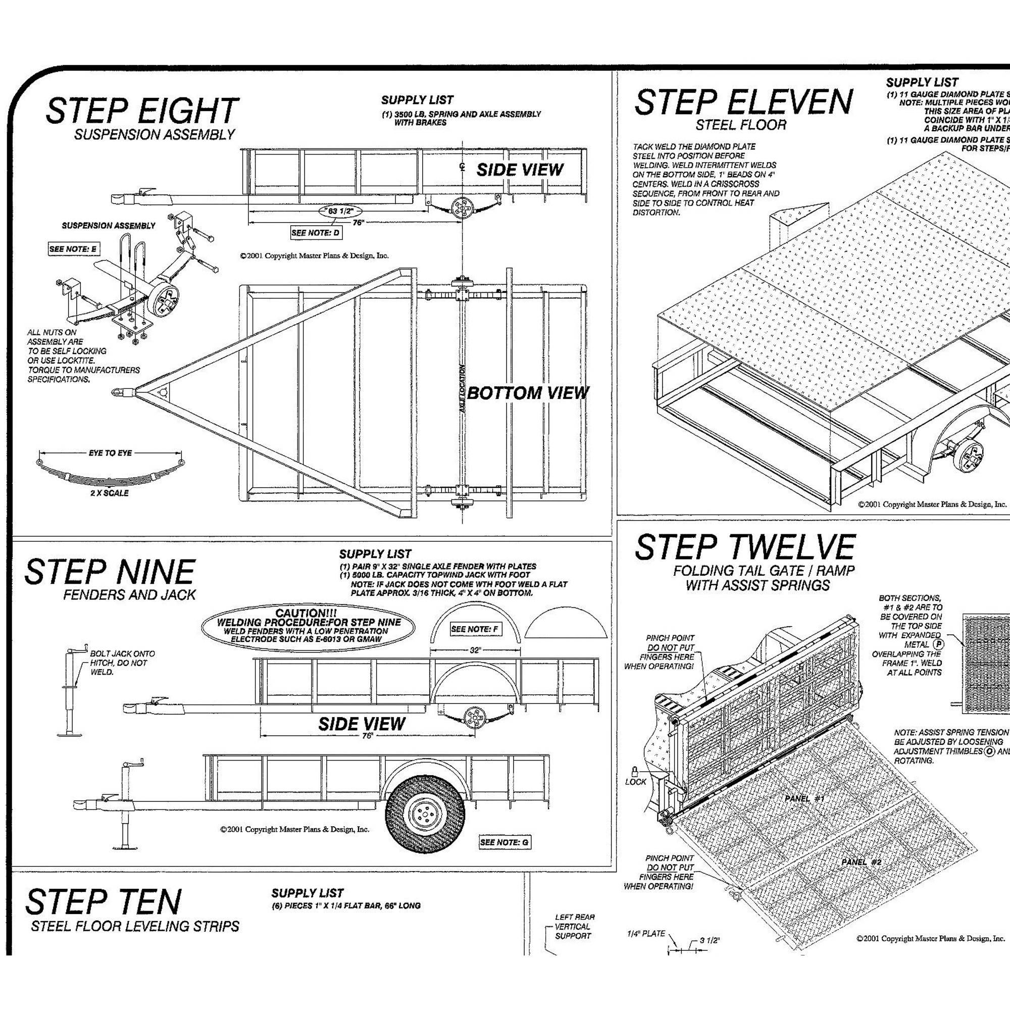 Wiring Diagram Enclosed Trailer