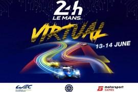 Virtual Le Mans 24 Hours
