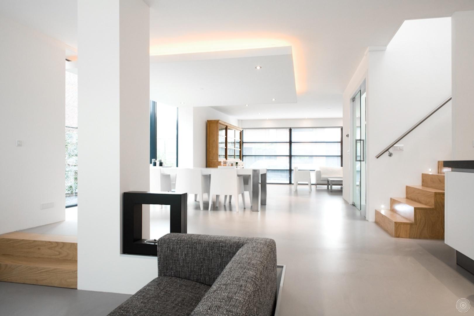 Family Home  SENSO Resin Flooring