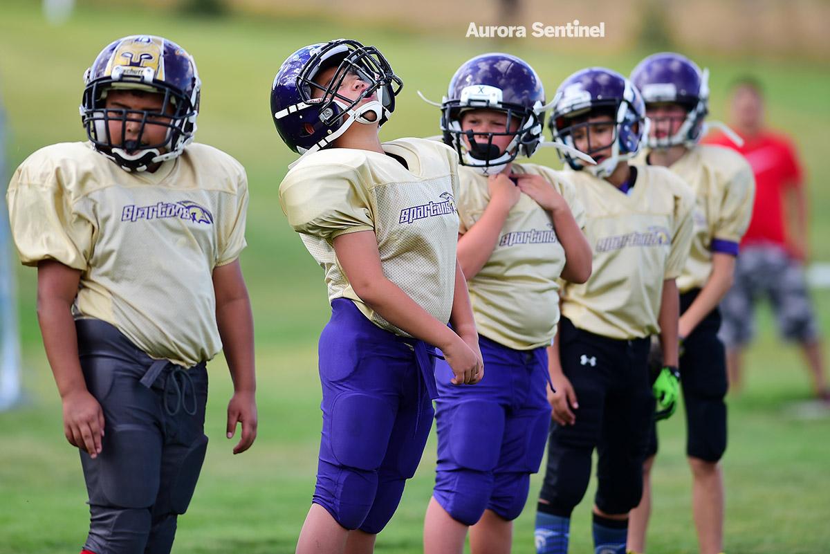Football Slideshow  2017 Aurora Spartans Youth Football