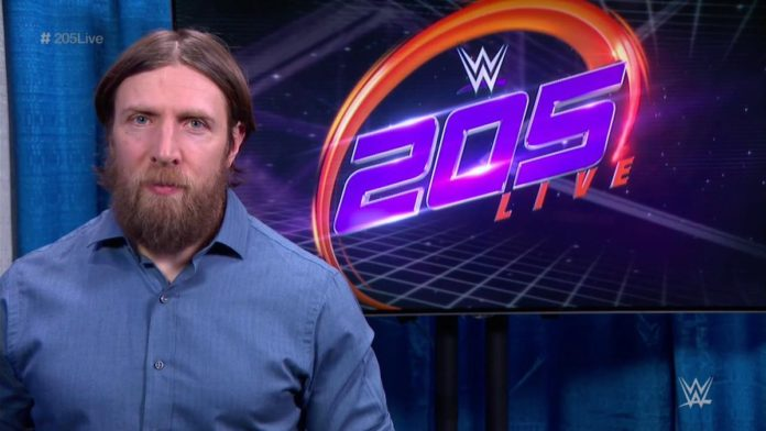 Image result for Daniel Bryan Announces New WWE 205 Live GM To Be Revealed Soon, Cruiserweight Title Update (Video)