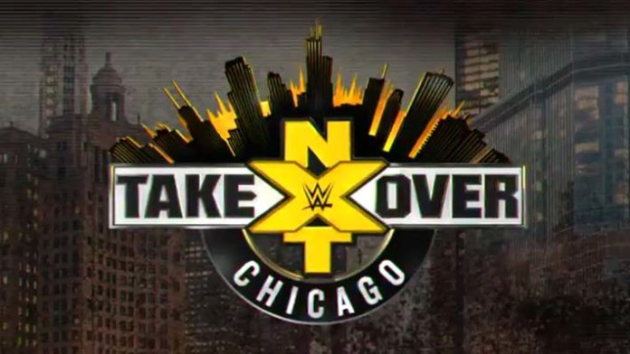 Final Card For Tonights WWE NXT TakeOver Chicago II