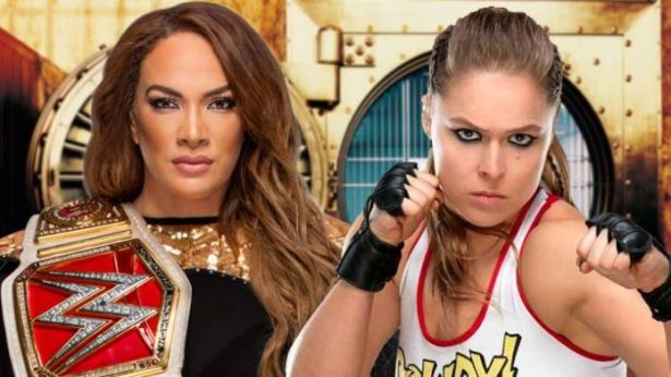 Image result for ronda rousey vs nia jax