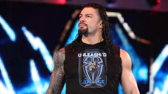 wwe confirms roman reigns