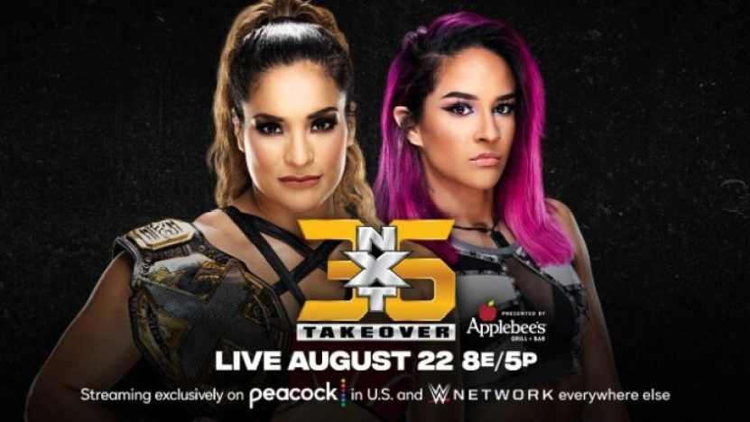 Women's Title Match Set For WWE NXT TakeOver 36