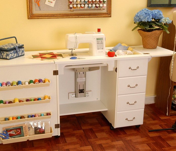 Arrow Norma Jean Sewing Cabinet  Arrow Sewing Cabinets