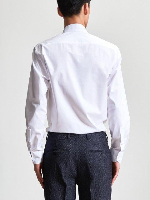 Cotton Blend Knit Suit Pants